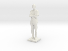 Printle C Homme 2172 - 1/24 in White Natural Versatile Plastic