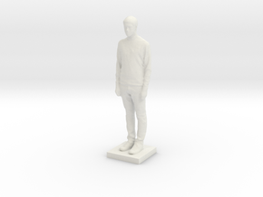 Printle C Homme 2148 - 1/24 in White Natural Versatile Plastic