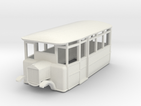 o-100-cdr-2-3-ford-railcar in White Natural Versatile Plastic