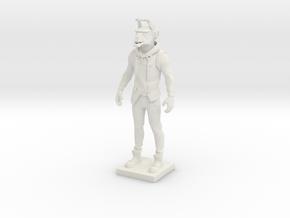Printle V Homme 2110 - 1/24 in White Natural Versatile Plastic
