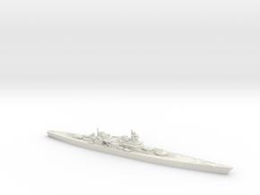 Moltke O-Class 1/700 in White Natural Versatile Plastic