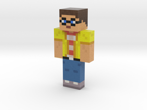 claytonbmartin | Minecraft toy in Natural Full Color Sandstone