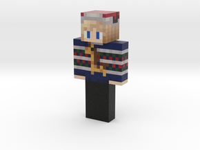 topicdogg | Minecraft toy in Natural Full Color Sandstone