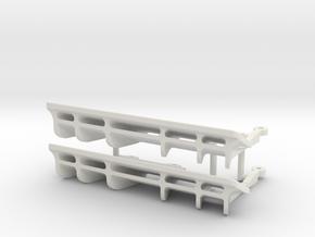 DIFFUSEURS F599-POD in White Natural Versatile Plastic
