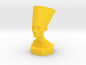 pharaoh in Yellow Processed Versatile Plastic