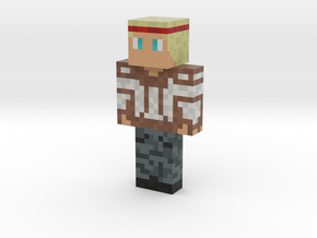 louloump | Minecraft toy in Natural Full Color Sandstone