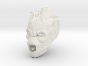 Marvel Legends - Angry Groot in White Natural Versatile Plastic