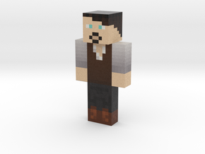 Prince_Saralegui | Minecraft toy in Natural Full Color Sandstone
