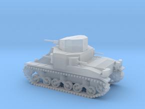 1/144 Scale M2 Medium Tank in Smooth Fine Detail Plastic