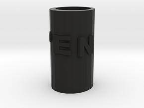 pen holder in Black Premium Versatile Plastic