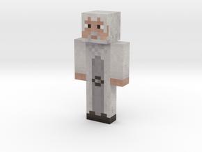 myrmid0nas | Minecraft toy in Natural Full Color Sandstone