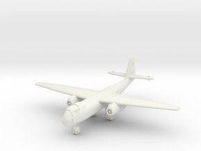 (1:200) Arado Ar 234 D-2 in White Natural Versatile Plastic