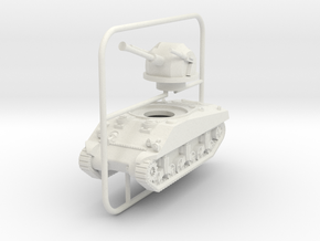 1/144 T52 Multiple Gun Motor Carriage in White Natural Versatile Plastic