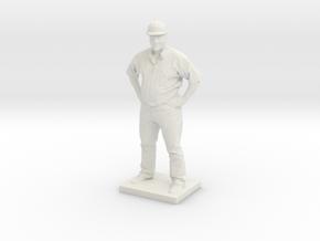 Printle C Homme 2032 - 1/24 in White Natural Versatile Plastic