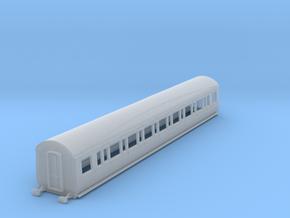 o-148fs-gcr-corr-third-coach in Smooth Fine Detail Plastic