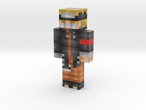 naruto | Minecraft toy in Natural Full Color Sandstone