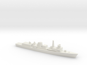 Australian light destroyer project, 1/2400 in White Natural Versatile Plastic