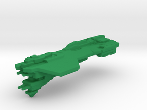 UNSC Spirit Of Fire - green processed versatile in Green Processed Versatile Plastic