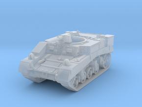 M3 Stuart Recce scale 1/160 in Smooth Fine Detail Plastic