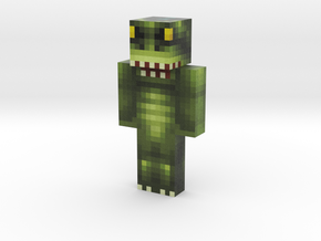 Crazod | Minecraft toy in Natural Full Color Sandstone