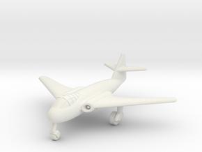 (1:200) Messerschmitt Me P.1100/II in White Natural Versatile Plastic