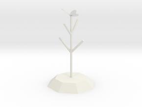 mug tree in White Natural Versatile Plastic: Medium