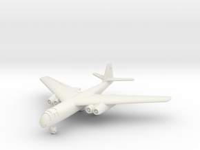 (1:200) Arado Ar 234 Versuchflügel V projekt in White Natural Versatile Plastic