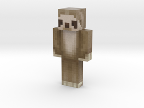 TheLoveMachine | Minecraft toy in Natural Full Color Sandstone