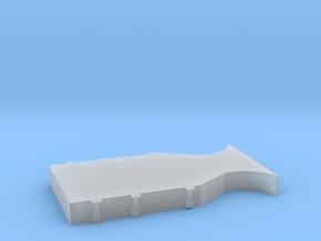 1/400 Scharnhorst Hangar Deck in Smooth Fine Detail Plastic