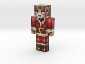 Despawned | Minecraft toy in Natural Full Color Sandstone