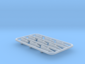 1/35 SOPMOD stock in Smooth Fine Detail Plastic