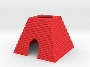 blast furnace in Red Processed Versatile Plastic