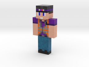 GeekQuinsy | Minecraft toy in Natural Full Color Sandstone