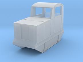 Sylvasprings loco in Smooth Fine Detail Plastic: 1:43.5