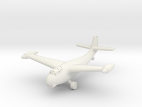 (1:144) Weserflug P.1003/1 (Forward Flight Mode) in White Natural Versatile Plastic