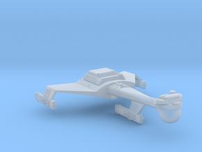 3788 Scale Klingon C8VB Heavy Carrier WEM in Smooth Fine Detail Plastic