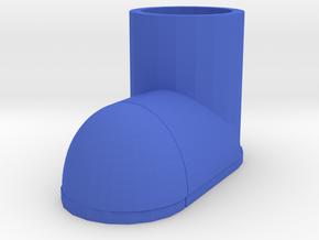 107102129鄭勤元 in Blue Processed Versatile Plastic: Small
