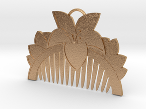 Movie Accurate Mulan's comb in Natural Bronze