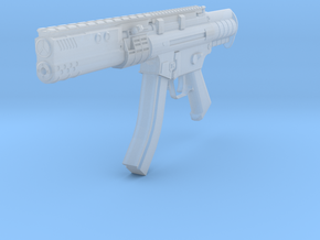 Incognito MP5K in Smooth Fine Detail Plastic