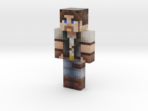 Rohnon   Minecraft toy in Natural Full Color Sandstone