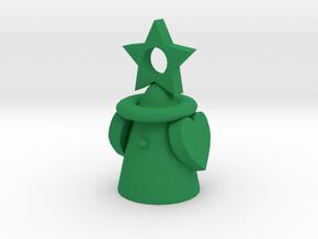 HappyTree in Green Processed Versatile Plastic