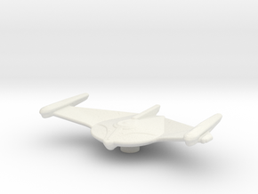 Romulan Bird-of-Prey (TMP) 1/7000 Attack Wing in White Natural Versatile Plastic