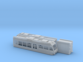 YSteC Be 2/6 in Smooth Fine Detail Plastic: 1:120 - TT
