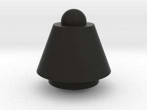 Ball light in Black Natural Versatile Plastic