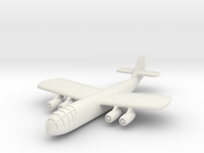 (1:144) Junkers EF.015 in White Natural Versatile Plastic