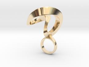 Strogny - Bjou Designs in 14k Gold Plated Brass