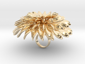 Thedala - Bjou Designs in 14k Gold Plated Brass