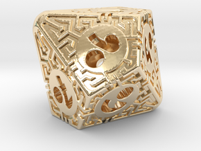 Daedalus D00 in 14K Yellow Gold