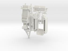 1/64 Krone BigPack 80-80, 2-axis in White Natural Versatile Plastic