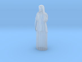 Printle V Femme 1536 - 1/87 - wob in Smooth Fine Detail Plastic